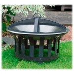 Kingfisher BBQ Firepit (OUTFIRE)