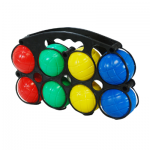 Plastic French Boules Garden Game