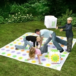 Get Knotted Twister Style Garden Game