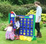 Garden Games Up 4 It Connect 4