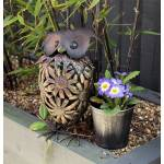 Kingfisher Owl Garden Planter