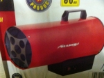 Neilson 15kw Lpg gas space heater