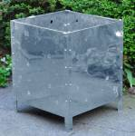 Kingfisher Square Garden Incinerator Fire Bin
