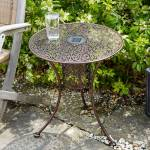 Smart Solar Illumina Silhouette Table