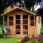 Premium Traditional Summerhouse 10ft x 8ft