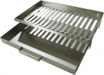 Buschbeck Stainless Steel Fire Grate / Ash Box