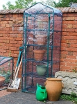 5 Tier Shelf Large Garden Greenhouse