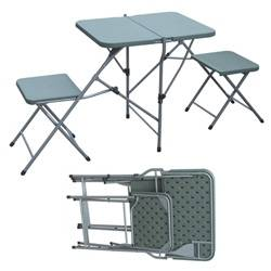 2 Person Portable Table and Chair Picnic Set