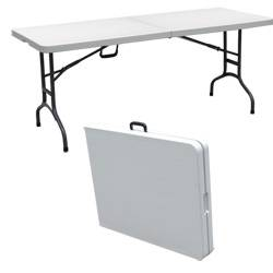 Folding Portable 6 Foot Party Table
