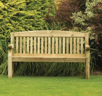 Athol Chunky 5FT (Foot) Wooden Bench