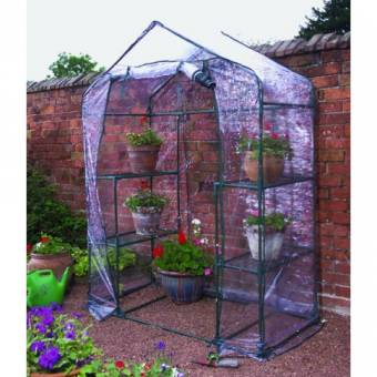 Extra Large Walk In Garden Greenhouse