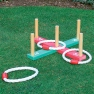 Garden Quoits Game (Throwing Rings)