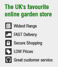 The UK's favourite Garden Store