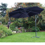 Kingfisher 3m Banana Parasol