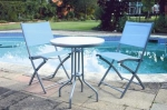 Textoline Garden Bistro Table and Chair Set